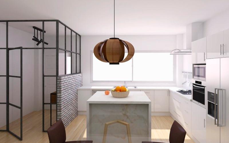 Interiorismo y mobiliario para viviendas y locales