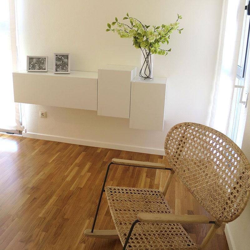 Amueblamiento y decoración piso I&J imagen principal