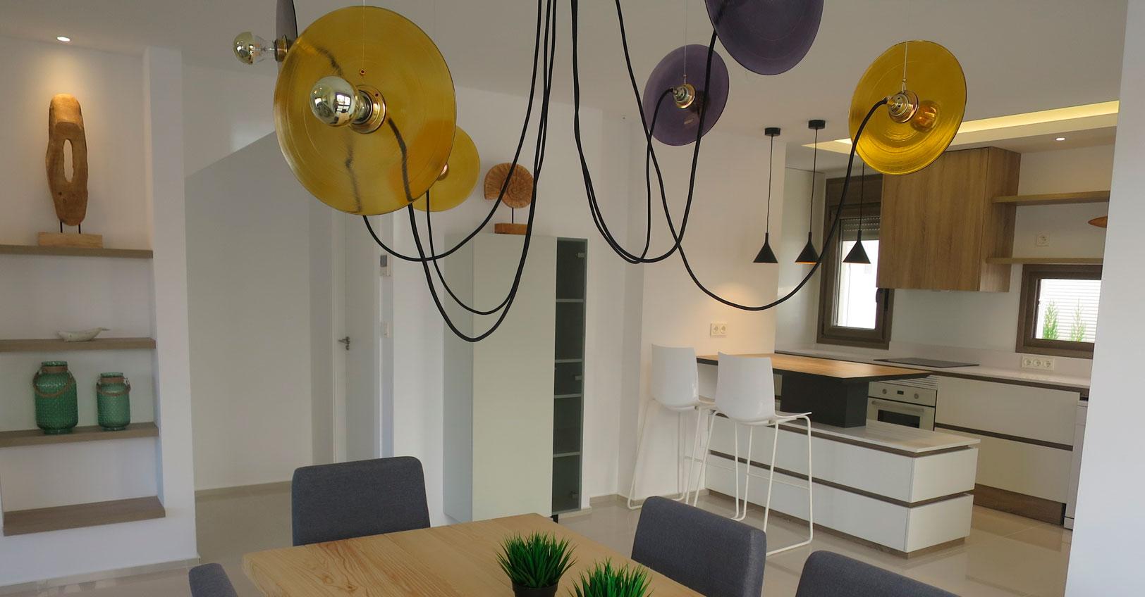 Amueblar y decorar una segunda residencia