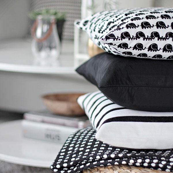Complementos de decoración y textil