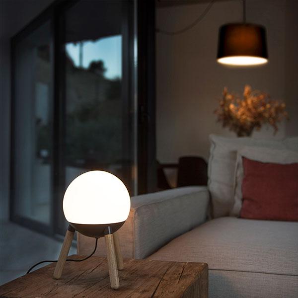 Lámparas e iluminación