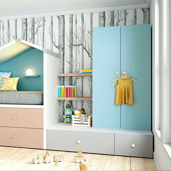 Mobiliario infantil y juvenil